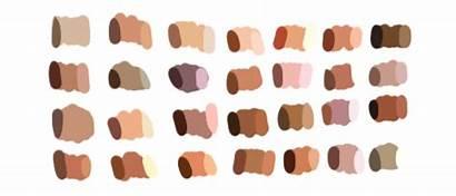 Skin Makeup Basic Tones Camouflage Basics Studies