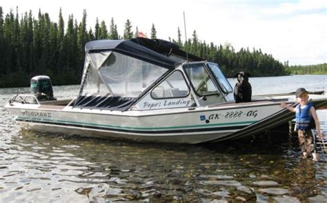 Aluminum Boats Of Alaska by Modal Title