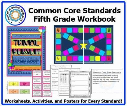 Core Grade Common Fifth Activities Workbook Workbooks