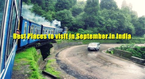 Best Places To Visit In August In India 2015