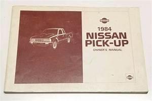1984 Nissan Pick