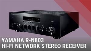 Bedienungsanleitung Yamaha R N803d