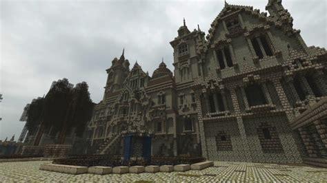ausonforche asylumn minecraft building