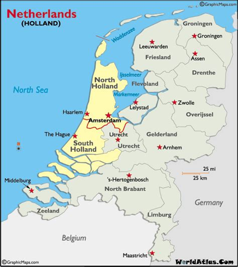 holland map  map  holland history information page