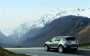 Most Beautiful Land Rover Discovery Sport Wallpaper Full