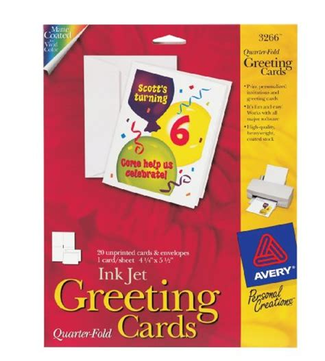Avery 04760 Printable Flash Cards 2 1 2 X 4 White 8 Avery Custom Print Flash Cards 2 5 X 4 Inches For Inkjet