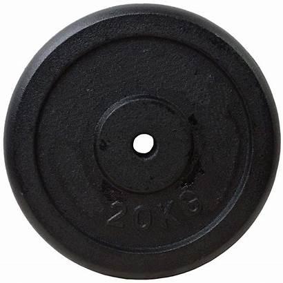Plates Weight Iron Cast Barbell Standard Gym