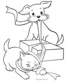 cat coloring book free coloring pages of cats book
