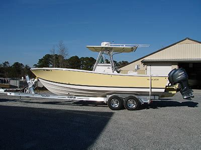 Aluminum Float On Boat Trailers by Trailers Floaton