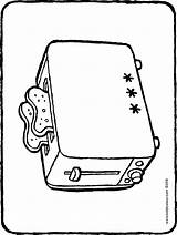 Toaster Colouring Drawing Kiddicolour Getdrawings sketch template