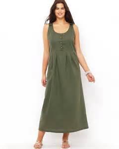 robe de mariã e pas cher grande taille robe coton longue grande taille pas cher kaki sans manche la robe longue