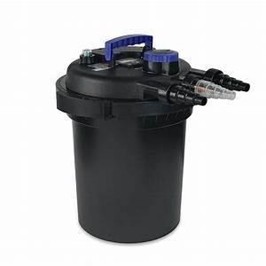 10000 Koi Pond Pressure Bio Filter Uv Sterilizer Multi