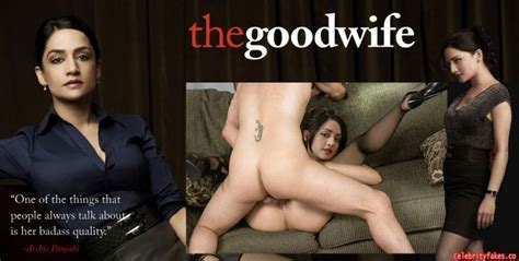 The Good Wife Nude Cumception
