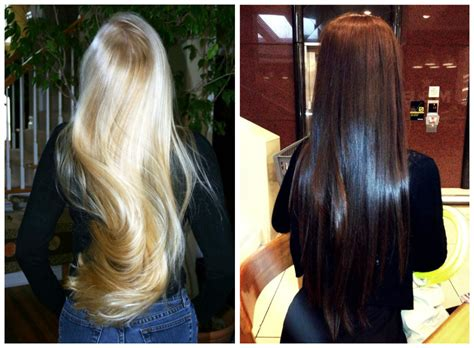 Get Glossy Hair by How To Get Shiny Hair Zala Clip In Hair Extensions
