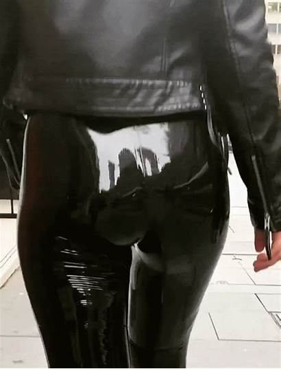 Latex Leggings Bdsm Pants Bondage Clothing Lingerie