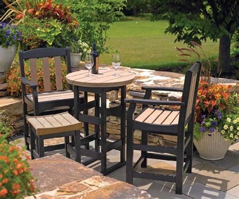 Plastic Patio Furniture by 17 Best Images About Recycled Plastic Outdoor Furniture On