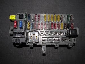 1996 Acura Integra Fuse Box Diagram