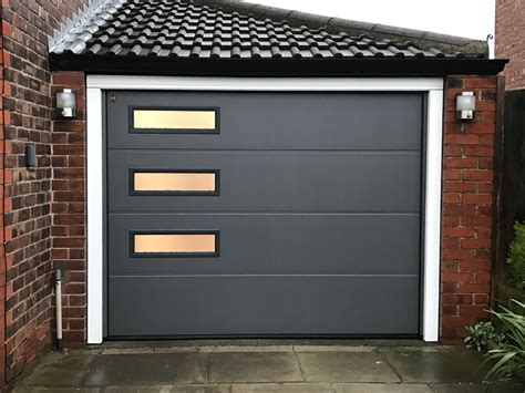 Garage Door by Hormann Sectional Garage Door Denton Pennine Garage Doors