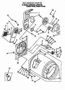 Diagram  U0026 Parts List For Model Ler8857eq0 Whirlpool