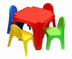 Sitzhöhe Stuhl Kinder : kinder sitzgruppe tisch 4 st hle gartenm bel ~ Lizthompson.info Haus und Dekorationen