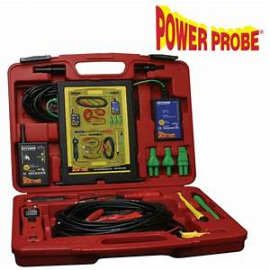 Power Probe 3 Master Test Kit  Ppkit03