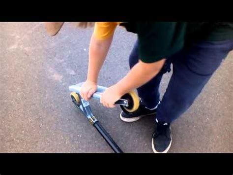 Ethic Scooter Deck Snap by Snapped Scooter Deck How To Save Money And Do It Yourself