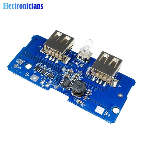 Power Bank Charger Module Step Converter Boost