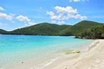Strawberry on Top: St. John, US Virgin Islands