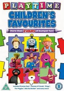KidVidUK: Hoobs: Children's Favourites - Playtime Children ...