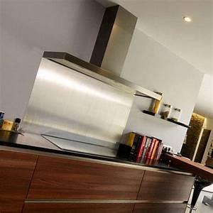 Credence Fond De Hotte : vente de fond de hotte alu pour piano de cuisson de ~ Dailycaller-alerts.com Idées de Décoration