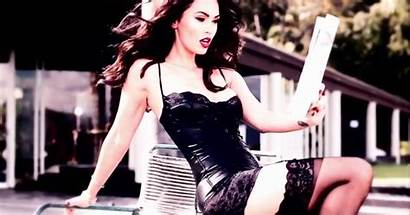 Megan Fox Lingerie Magazine Maxim Sultry Amazing