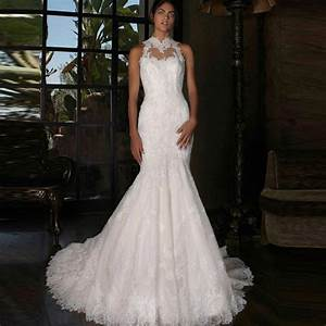 organza melissa sweet floral lace trumpet wedding dress With trumpet style wedding dress