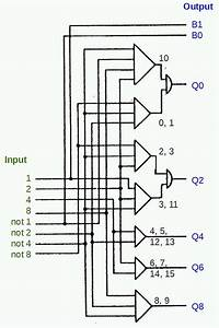 The Circuit In An Ibm 1401 Mainframe To Translate A Bcd