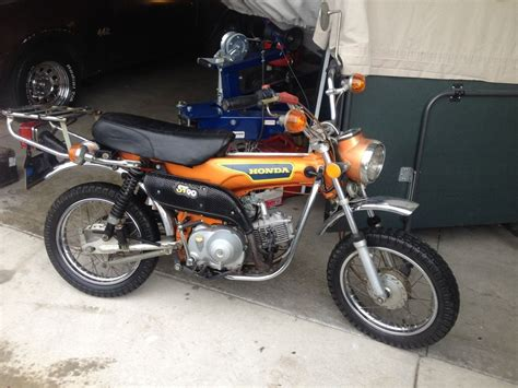 St Series 90 Trail 1975 California Honda Other