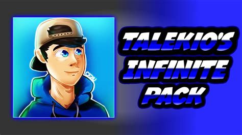 Mcpe Pvp Pack Review Talekios Infinite Pack Youtube
