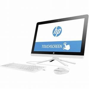 Tout En Un Tactile : pc de bureau tout en un hp 22 b000nk tactile i3 6 g n 4 go ~ Medecine-chirurgie-esthetiques.com Avis de Voitures