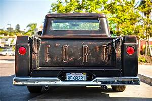 1959 Ford F100 Shortbed Fleetside - Custom