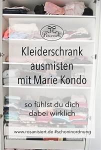 Marie Kondo Tipps : kleiderschrank ausmisten mit marie kondo so ist es wirklich rund ums mama sein flylady ~ Orissabook.com Haus und Dekorationen
