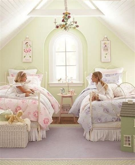 Pink Adults Bedroom Ideas 40 beautiful and cute shabby chic kids room designs digsdigs