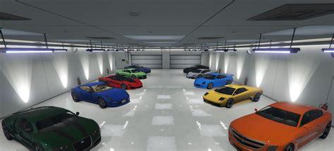 Gta 5 Garage by Single Player Garage Spg Gta5 Mods