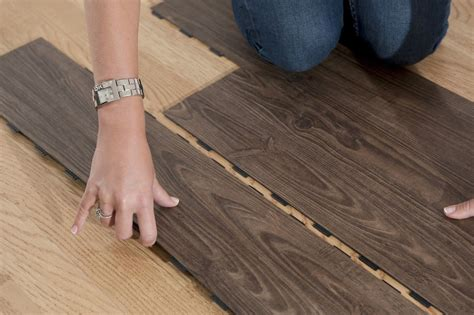 vinyl plank flooring vs wood click vinyl plank flooring vs laminate