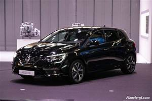Renault Megane Noir : renault megane 4 noir 1 plan te ~ Gottalentnigeria.com Avis de Voitures