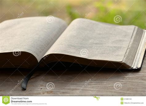 open bible stock images image