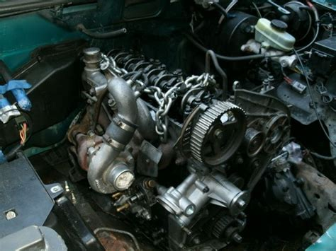 Project Ford Turbo Diesel Ranger