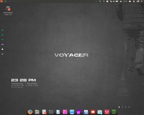 voyager distrowatch