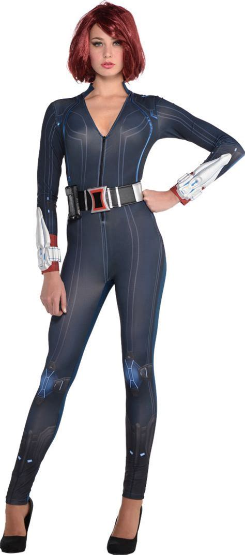 Adult Black Widow Costume Avengers Age Of Ultron
