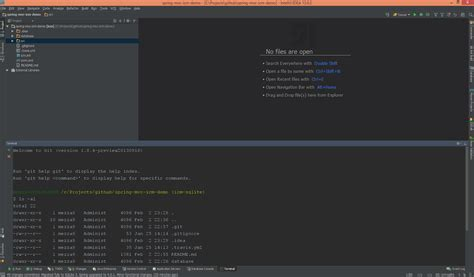 The path is the default set of directories to launch git bash open the windows start menu, type git bash and press enter (or. Git bash in IntelliJ IDEA on Windows