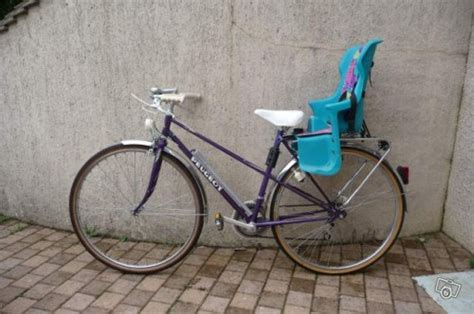 velo femme avec siege bebe vélo femme peugeot avec siège enfant vieux velo com