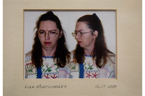 Execution For Only Female Federal Death Row Inmate ...