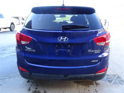 Pre Owned Hyundai Tucson Sport Utility Edmonton